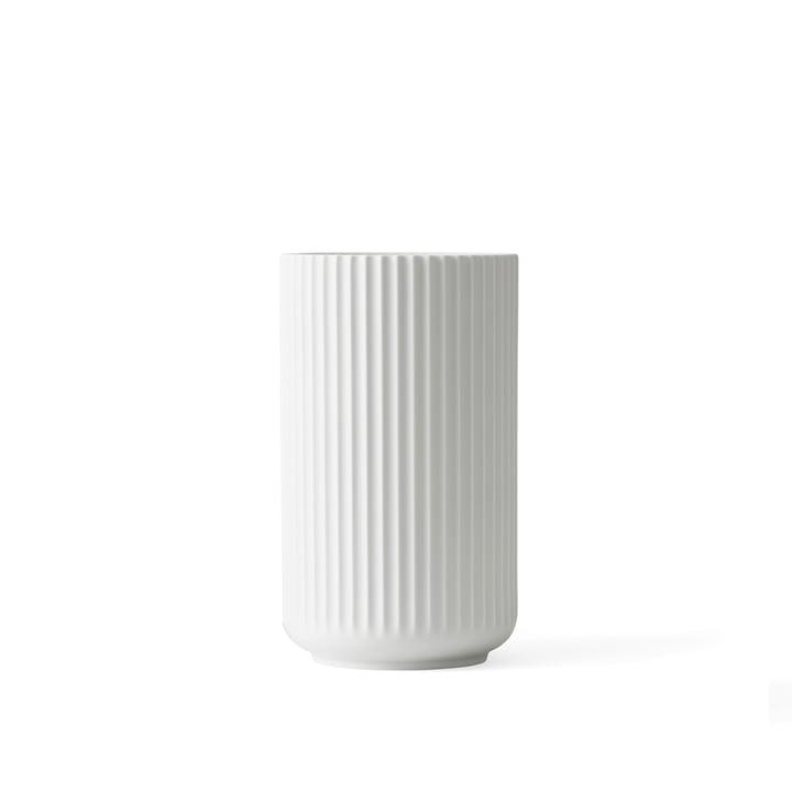 Lyngby vase H 10,5 cm from Lyngby Porcelæn in white