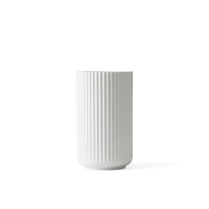 Lyngby vase h 8,5 cm from Lyngby Porcelæn in white