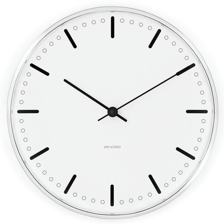 AJ City Hall Wall clock, Ø 29 cm from Rosendahl