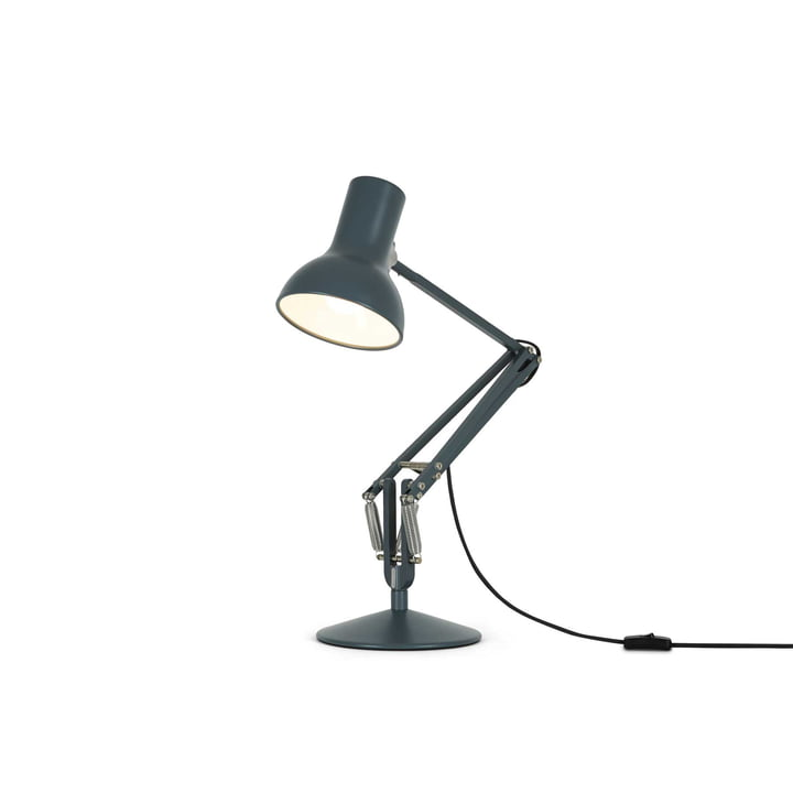 Type 75 Mini Table lamp from Anglepoise in Slate Grey