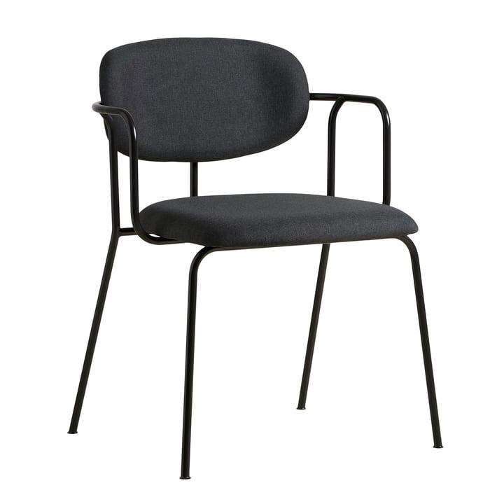 Frame Chair from Woud in black / dark grey