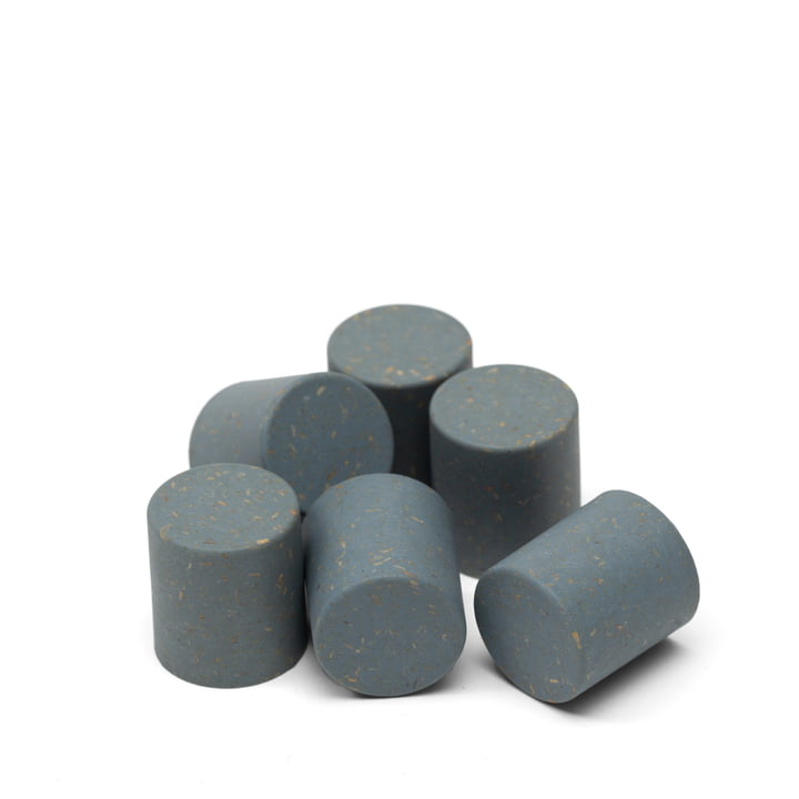 Dots for Scoreboard from We Do Wood in sky blue (set of 6)