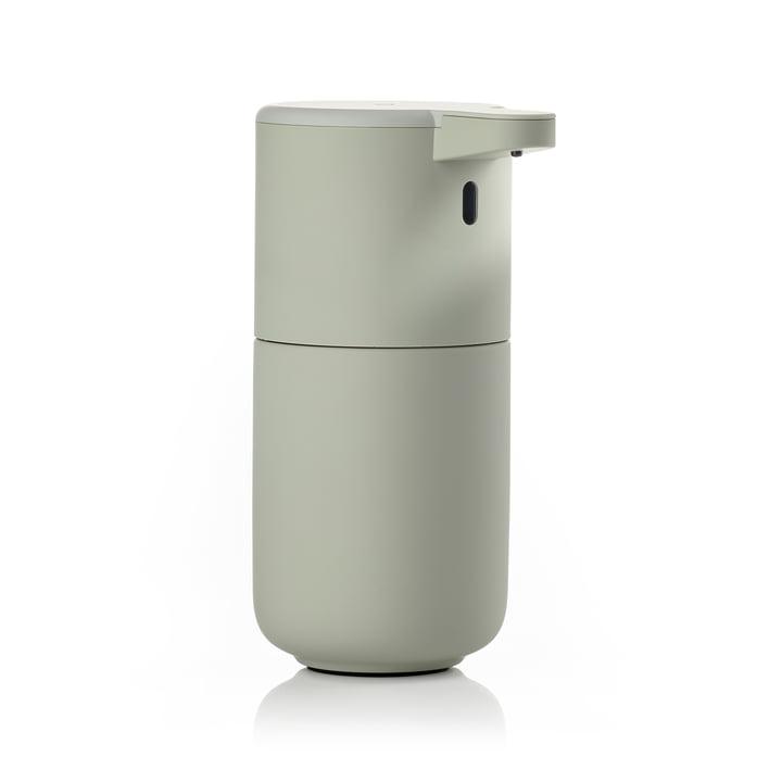 Ume Soap dispenser with sensor from Zone Denmark in eucalyptus green