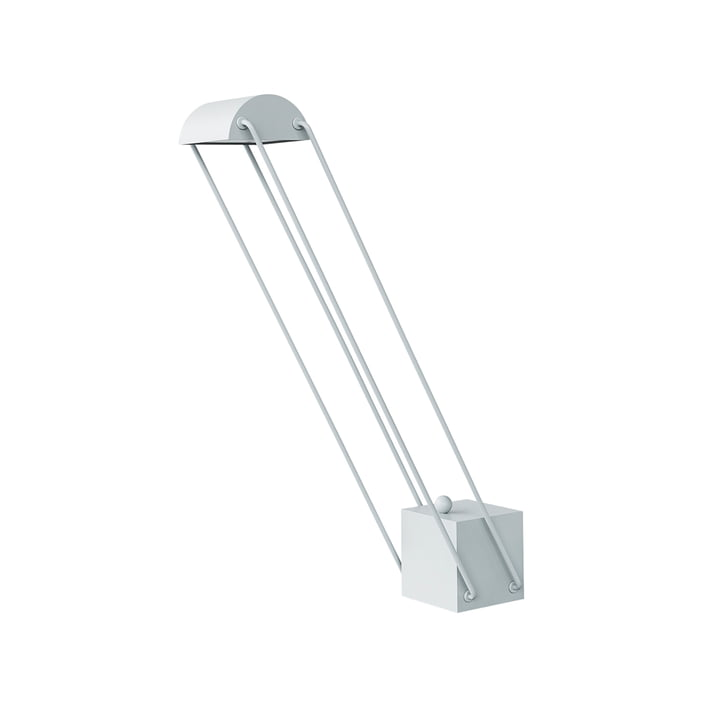 Tokio Desk lamp from Please wait to be seated in ash grey