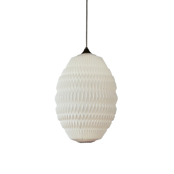 Caleo Pendant light medium from Le Klint in white