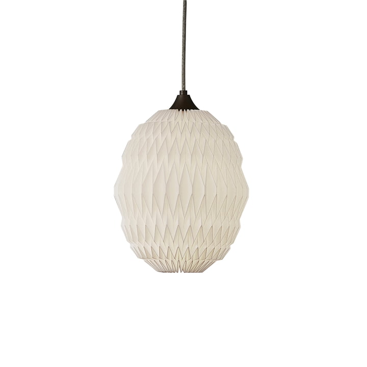 Caleo Pendant light small from Le Klint in white
