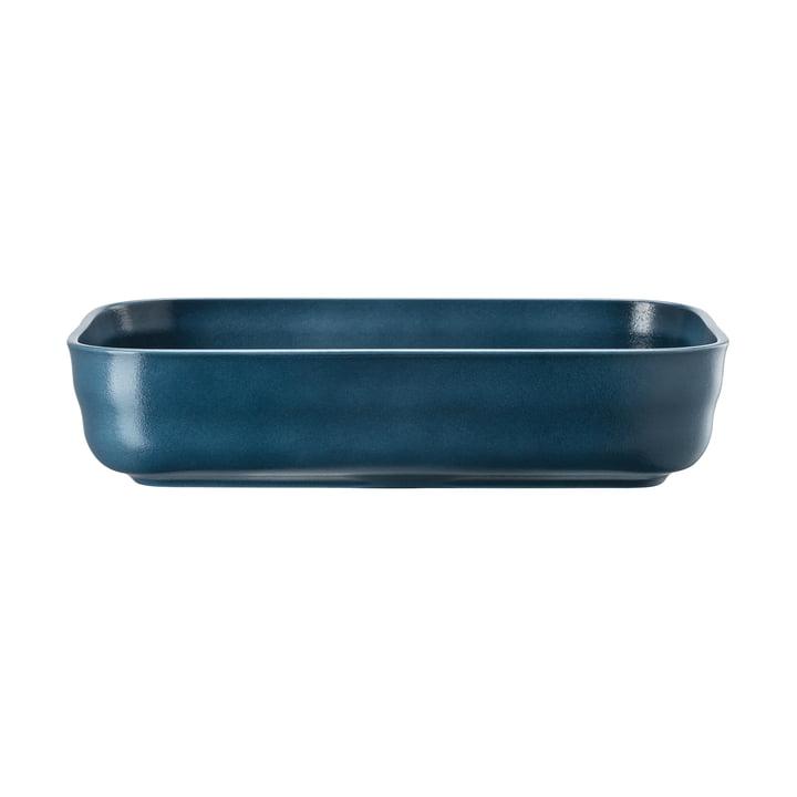 The Junto casserole dish from Rosenthal , 20 x 29 cm, ocean blue
