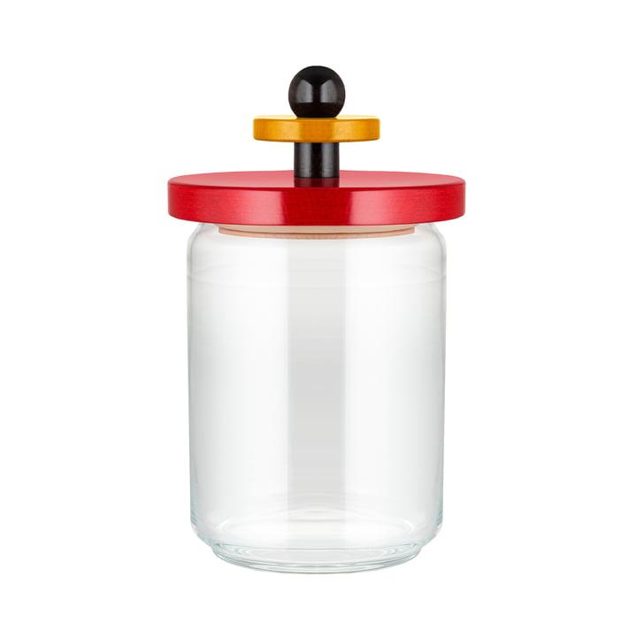 Twergi Storage tin 1 l from Alessi in red