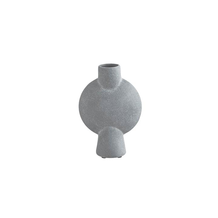 Sphere Vase Bubl Mini from 101 Copenhagen in light grey