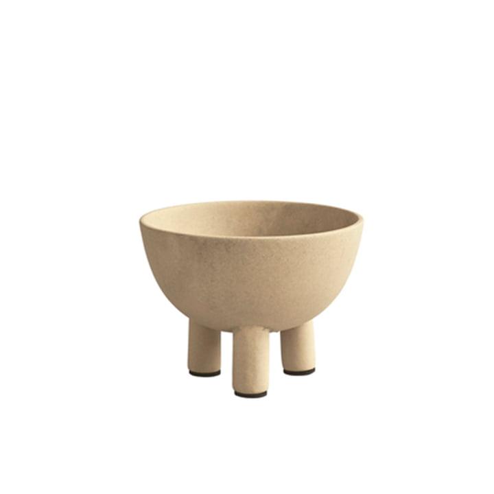 Duck Bowl small from 101 Copenhagen in sand / beige
