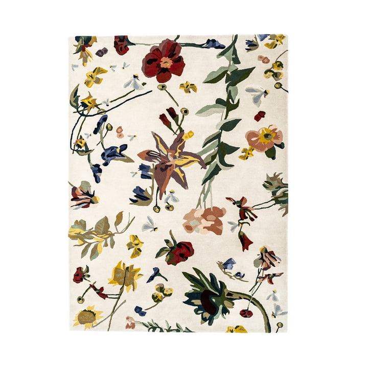 Flora Promenade Carpet 170 x 240 cm from nanimarquina in colorful