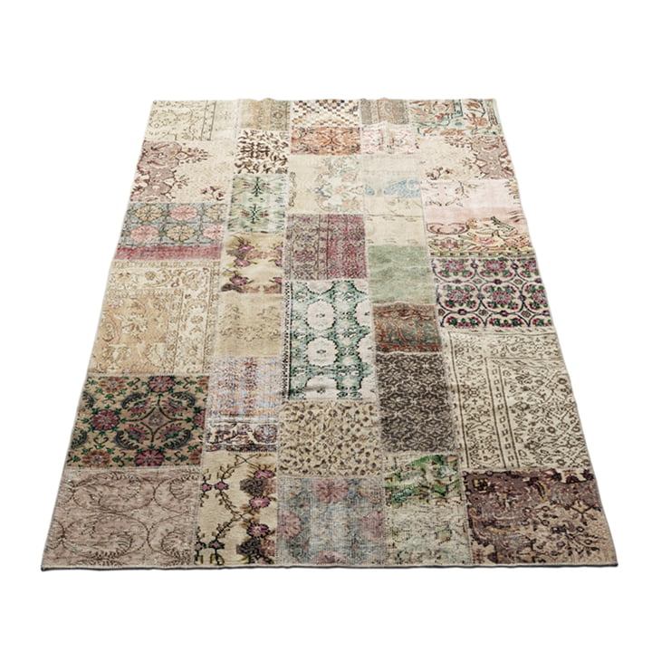 The Vintage carpet from Massimo , 170 x 240 cm, light nature