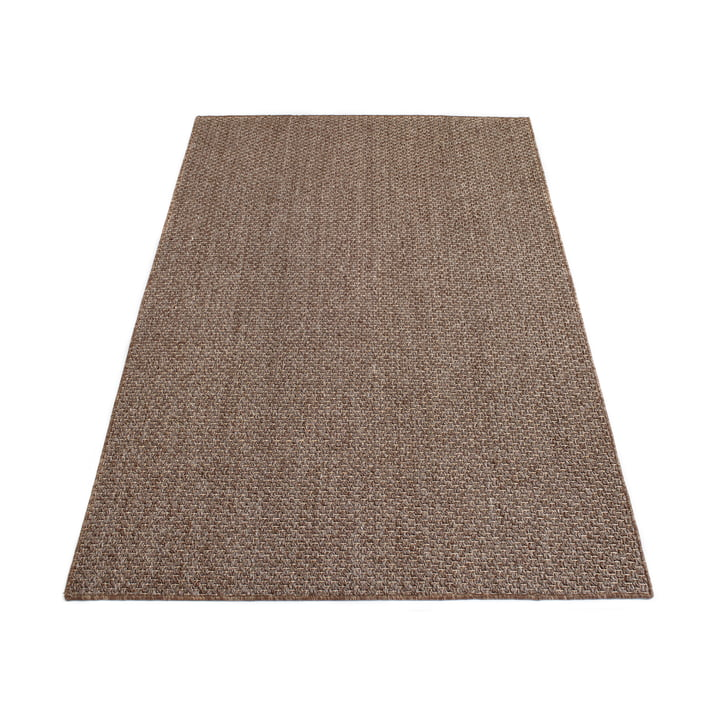 The Belize carpet from Massimo , 160 x 240 cm, taupe