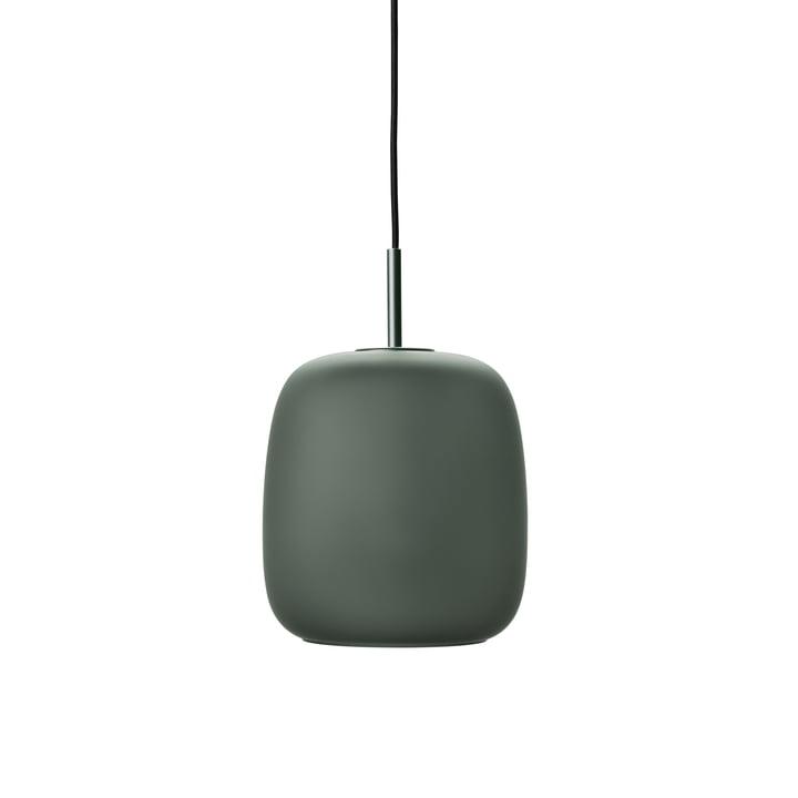 The Maluma H350 pendant lamp from Fritz Hansen , Ø 235 mm, moss