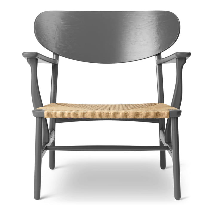 The CH22 from Carl Hansen , slate (limited edition)