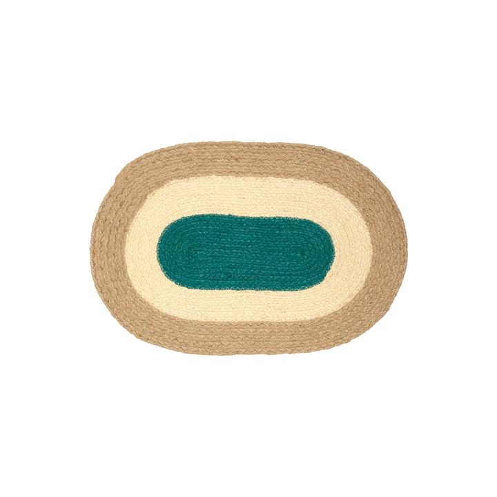 The Melooni placemat by Marimekko, jute (autumn 2021)
