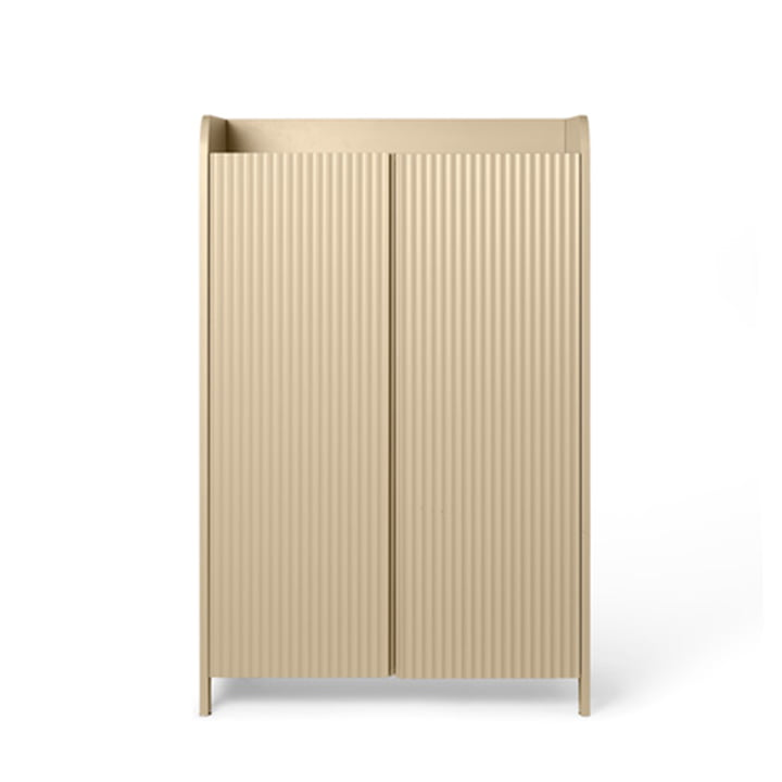 Sill Cupboard H 110 cm by ferm Living in cashmere
