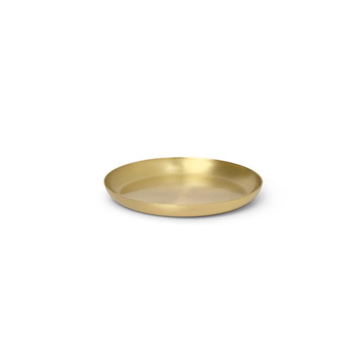 Basho Brass bowl Ø 9,5 cm by ferm Living