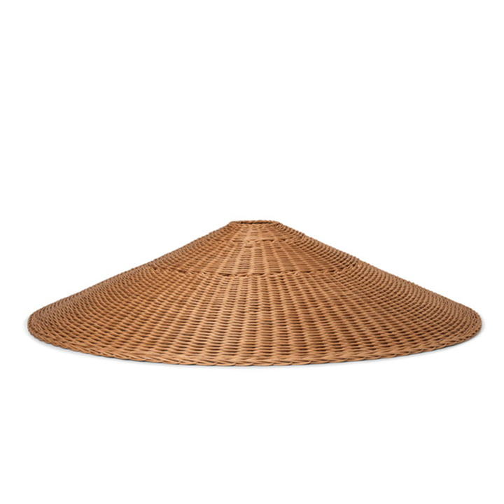 Dou Rattan lampshade Ø 90 cm by ferm Living in nature