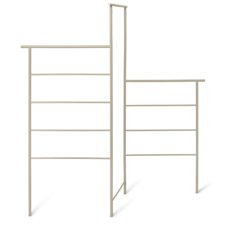 Dora clothes rack by ferm Living in cashmere