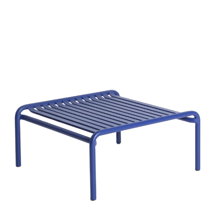 The Week-End coffee table Outdoor from Petite Friture , blue