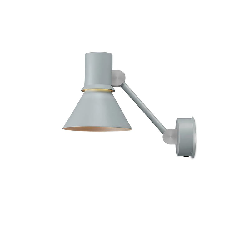 The Type 80 Wall lamp W2 from Anglepoise , Grey Mist