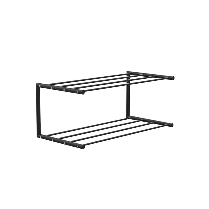 The Nova shoe rack 1 from Frost , 60 cm, black
