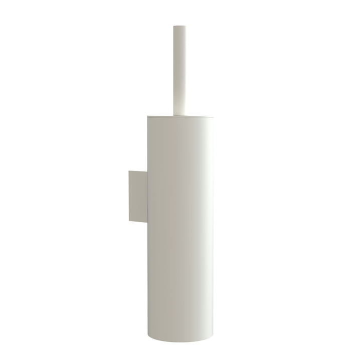The Nova2 WC brush set (wall mounted) from Frost , white