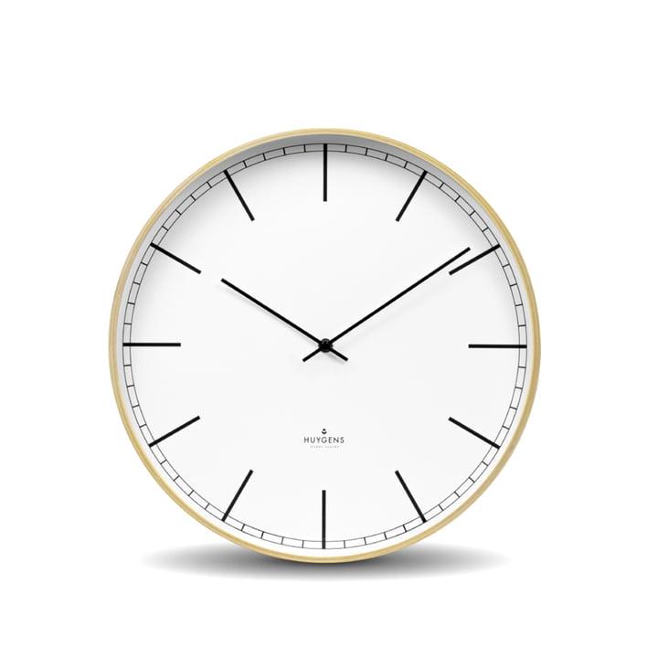 Wood Index Wall clock Ø 35 cm from Huygens