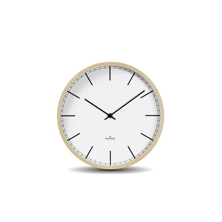 Wood Index Wall clock Ø 25 cm from Huygens