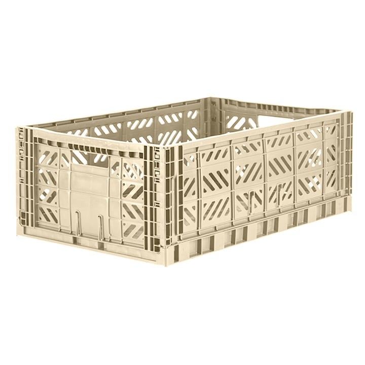 Folding box Maxi 60 x 40 cm from Aykasa in boulder