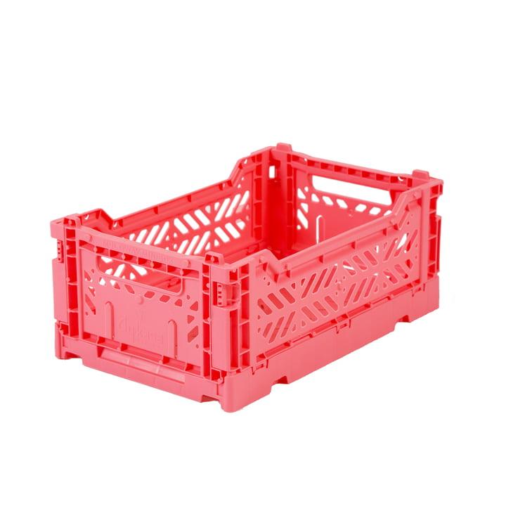Folding box Mini 27 x 17 cm from Aykasa in dark pink