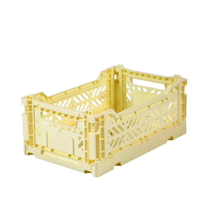 Folding box mini 27 x 17 cm from Aykasa in cream