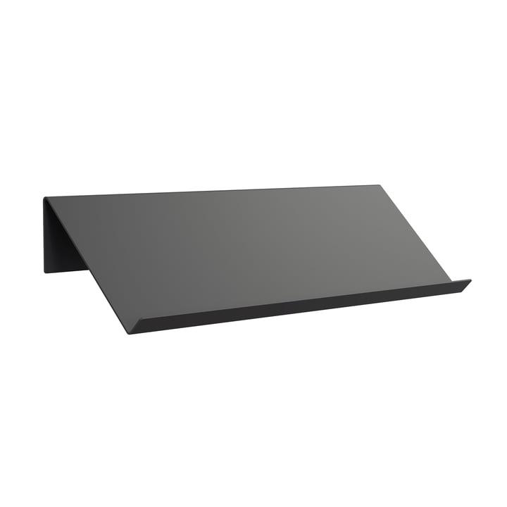 The Unu shoe rack 4039 from Frost , 100 cm, black