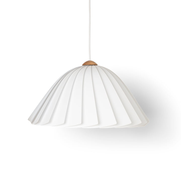 Balett Pendant light from Spring Copenhagen in white