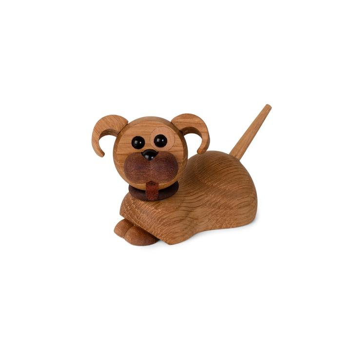 Dog puppy wooden figure Coco from Spring Copenhagen