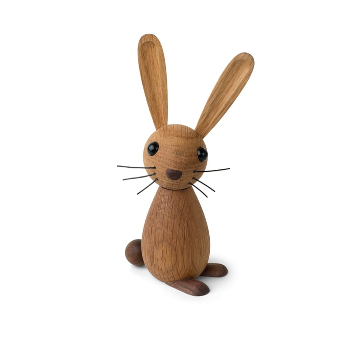 Jumper Bunny wooden figure from Spring Copenhagen