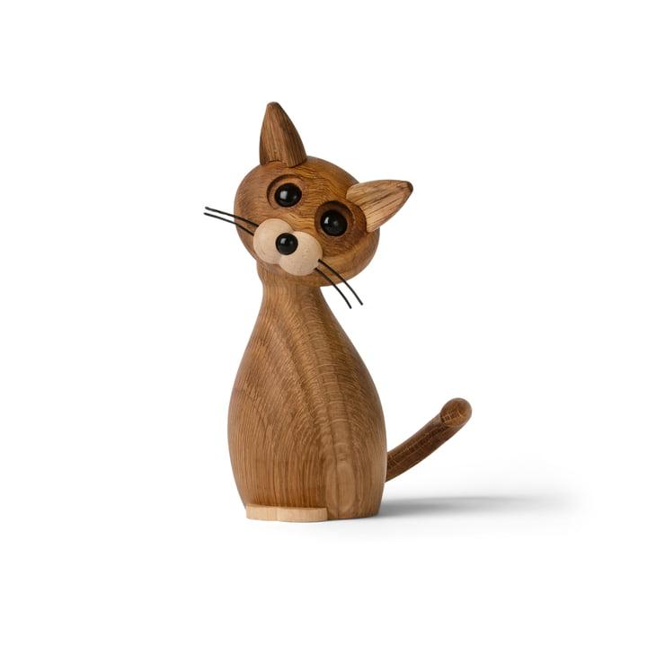 Lucky the Cat Wooden figure from Spring Copenhagen