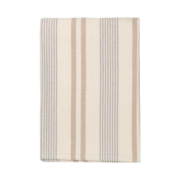 Iris Blanket 130 x 180 cm from Elvang in beige / grey