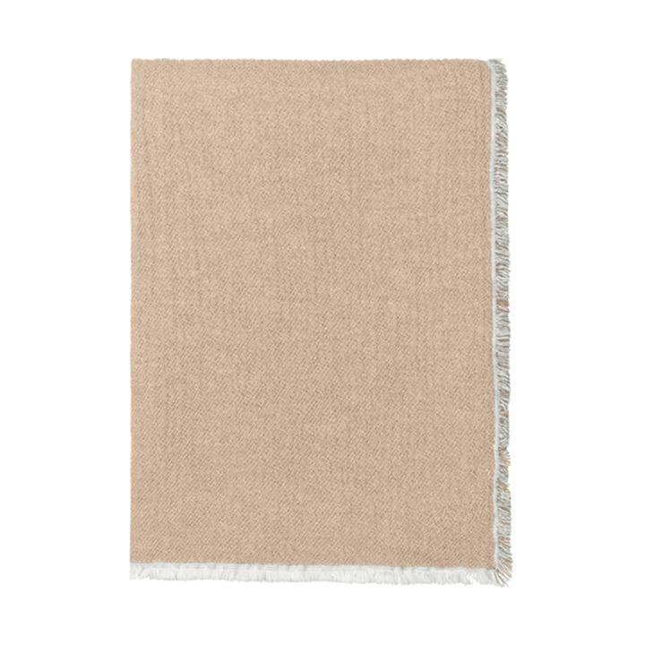 Thyme Blanket 130 x 180 cm from Elvang in beige