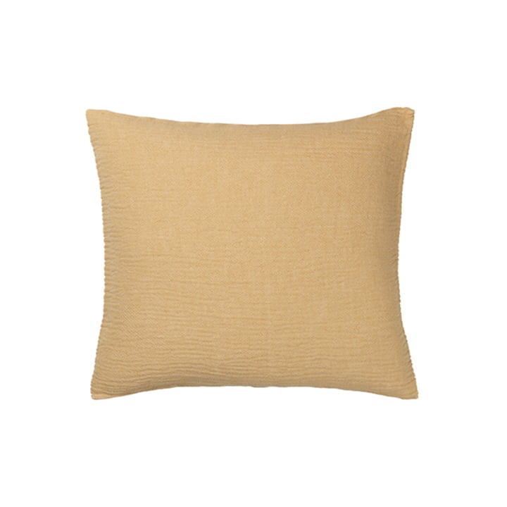 Thyme Pillowcase 50 x 50 cm from Elvang in yellow