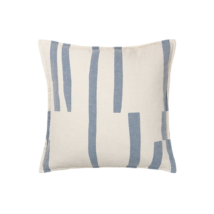 Lyme Grass Pillowcase 50 x 50 cm from Elvang in blue