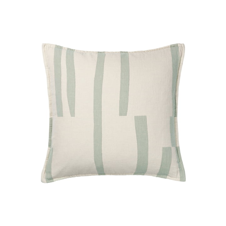 Lyme Grass Pillowcase 50 x 50 cm from Elvang in green