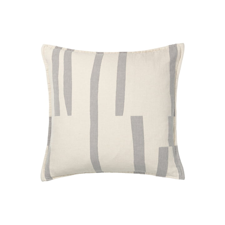 Lyme Grass Pillowcase 50 x 50 cm from Elvang in grey