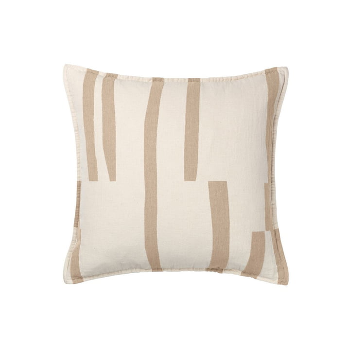 Lyme Grass Pillowcase 50 x 50 cm from Elvang in beige