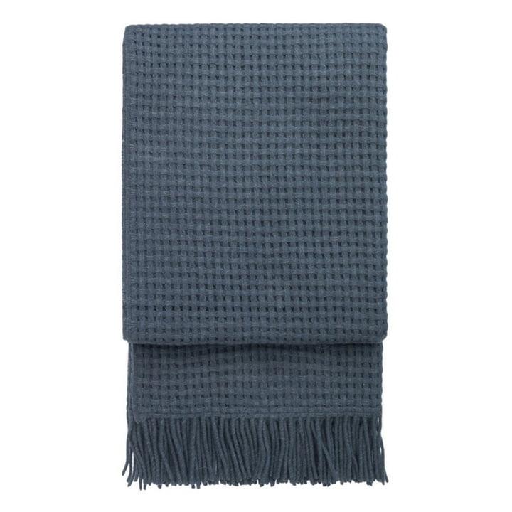 Basket Blanket 130 x 200 cm from Elvang in orion blue
