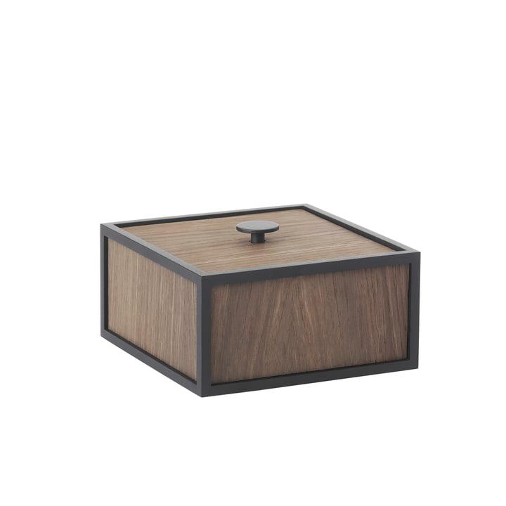 Frame Box 14 from by Lassen in smoked oak