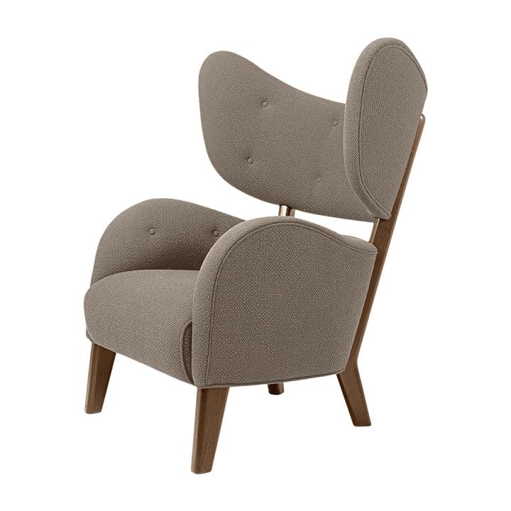 My Own Chair armchair from by Lassen in smoked oak (Vidar 3)