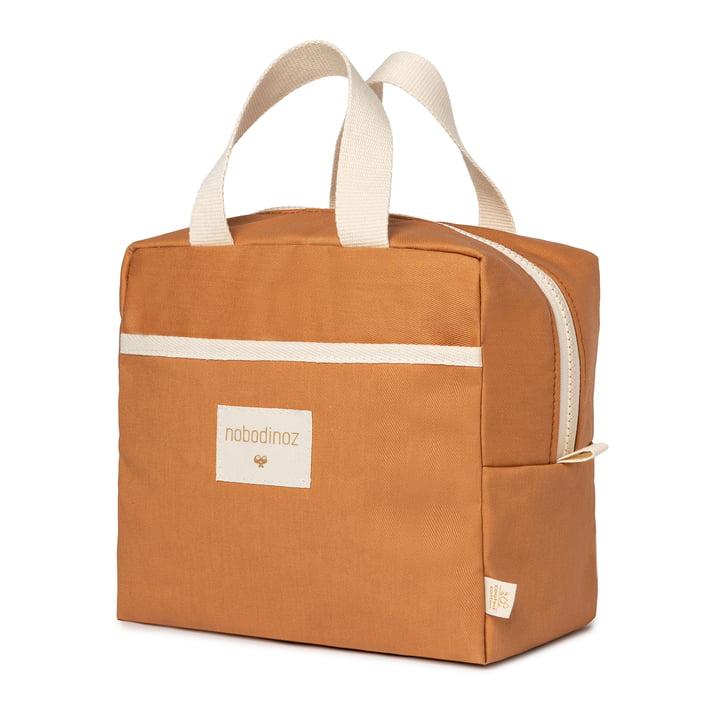 The Sunshine Lunch Bag by Nobodinoz, cinnamon