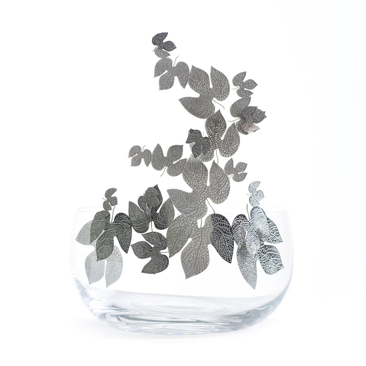Frutteti Bowl Come l'autunno a New York from Opinion Ciatti in stainless steel